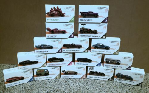 New in Box MULTI DISCOUNT Mattel Hot Wheels ID Series 1 Cars PIck Your Car
