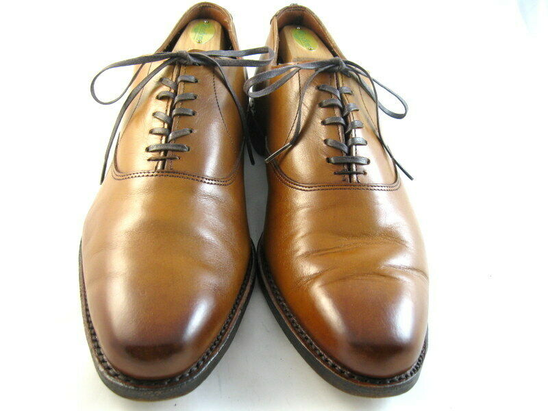 Allen Edmonds  Carlyle  Oxfords 10 B  Walnut   (883)