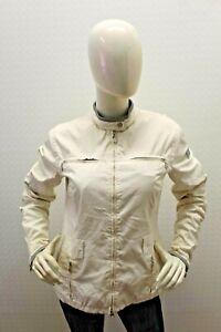 Giubbino-BELSTAFF-Donna-Jacket-Gold-Coat-Giubbotto-Jacke-Woman-Taglia-Size-46-L