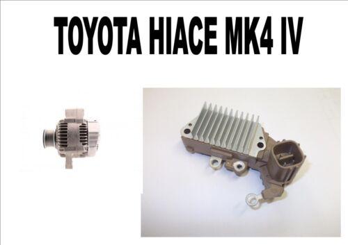 TOYOTA HIACE MK4 IV 2.5 2001-2015 NEW ALTERNATOR REGULATOR