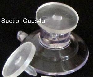 """6 1-1//8/"""" X-Duty Small Industrial USA Suction Cups U-Hook Hangers suctioncups4u"""