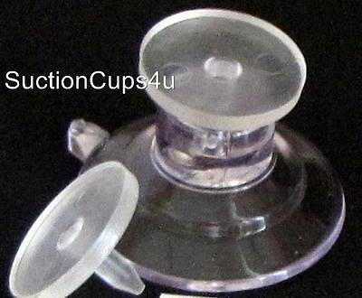 "100 1-7//8/"" USA Large Suction Cups Nylon Tack Holds Tight SuctionCups4U"