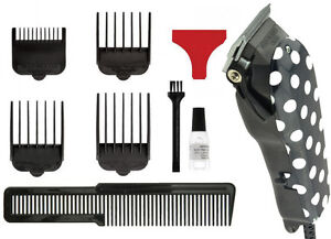 Wahl-Taper-2000-Professional-Salon-Barber-Hair-Clippers-Polka-Dot