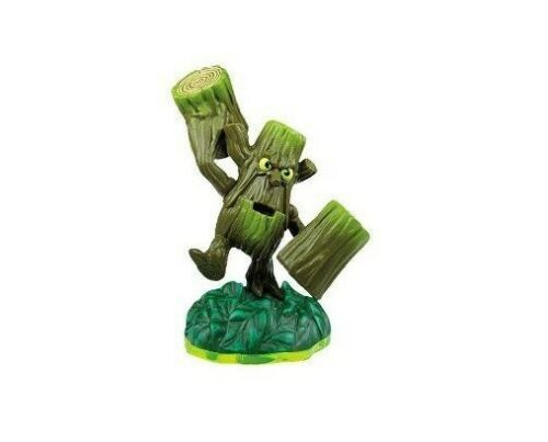Stump Smash Skylanders Spyros Adventures Wii Xbox PS3 Universal Character Figure