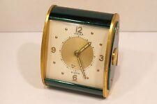 Vintage Art Deco Jaeger LeCoultre 8 Day Memovox Alarm Clock