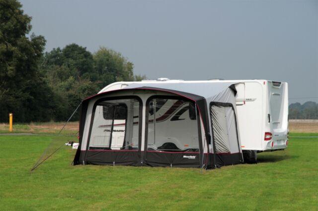 Westfield Quest Leisure Omega 400 Performance Air Caravan ...