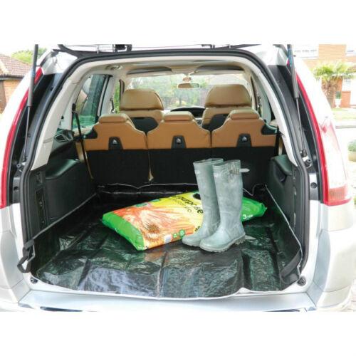 Garland Car Boot Liner Car Boot Protector Tarpaulin W0694