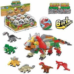 Dinosaur-Building-Blocks-12pcs-Mini-Dinosaur-Building-Blocks-for-Kids-Gift-LUIGY