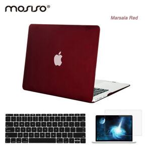 the best attitude bbb80 da4d1 Details about MOSISO Macbook Pro 13 With/out Touch Bar A1706 2016 2017  Plastic Hard Case Cover