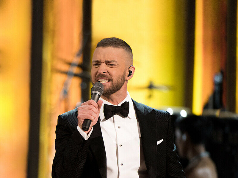 Justin Timberlake (Rescheduled from November 18 2018)