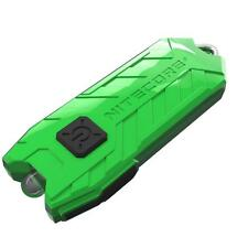 Nitecore TUBE 45 Lumens USB Rechargeable LED Keychain Flashlight NEW 2017- GREEN