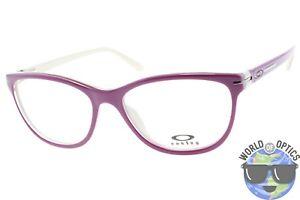 8d9933857 Oakley RX Eyeglasses OX1112-0453 Stand Out Women's Hello Purple ...