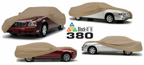 COVERCRAFT C17841TT Block-It® 380 CAR COVER 2015-2019 Corvette ZO6 Grand Sport