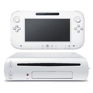 Nintendo-Wii-U-White-Console