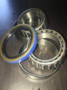 Details about Bobcat Axle Bearing and Seal Kit 763 Skid Steer TINKEM BRAND  USA MADE!!!