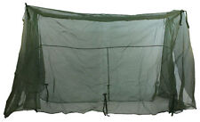 NEW US ARMY MOSQUITO NET BAR MILITARY FIELD NETTING COT COVER  OD GREEN TENT