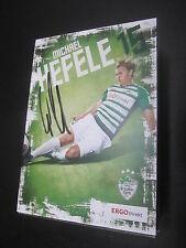 37993 Michael Hefele Greuther Fürth original signierte Autogrammkarte