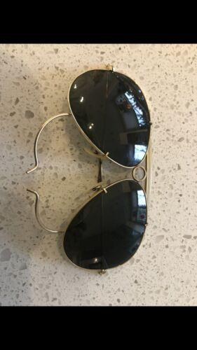 Vintage 1970s Rayban Sunglasses Womens