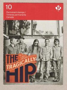 The-Tragically-Hip-GORD-DOWNIE-Booklet-of-10-Canada-Post-Stamps