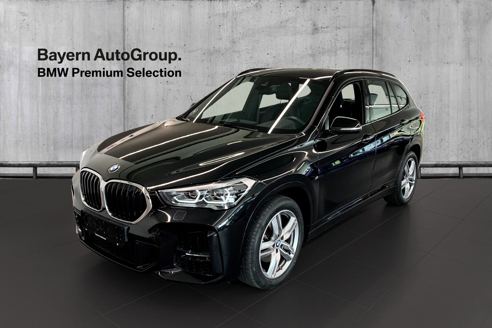 BMW X1 1,5 sDrive18i M-Sport aut. 5d - 419.900 kr.