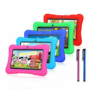 2016-7-034-Google-Android-Tablet-16GB-WIFI-Quad-Core-HD-Display-Camera ...