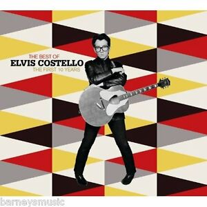 ELVIS-COSTELLO-NEW-SEALED-CD-VERY-BEST-OF-THE-FIRST-10-YEARS-GREATEST-HITS