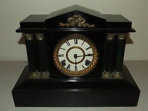 Ansonia mantel clocks ebay