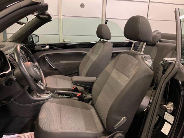 VW The Beetle 1,2 TSi 105 Design Cabriolet DSG - billede 4