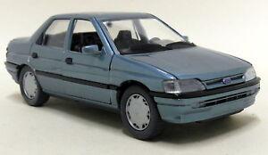 Schabak-1-24-Scale-1527-Ford-Orion-mk3-Green-Blue-Vintage-Diecast-model-car