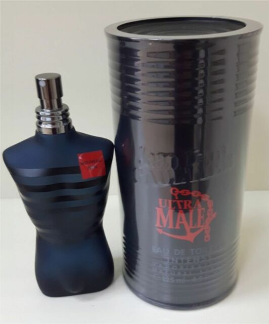 Jean Paul Gaultier Ultra Male eau de toilette Vaporisateur 125ml