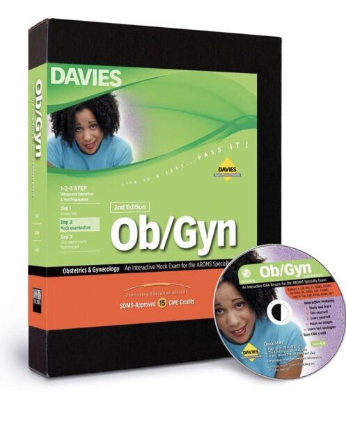 Davies Ob  Gyn Mock Cd Ultrasound Registry Review