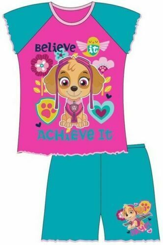 Paw Patrol Girls Pyjamas 18 months to 5 years