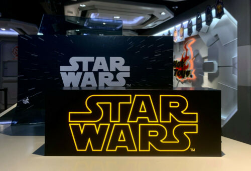 Ready Hot Toys Star Wars Light Box New In BOX