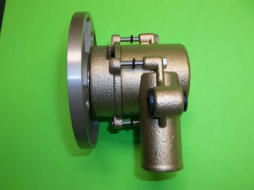 Raw Water Sea Pump for Volvo Penta GM 8.1 L GI GXI OSI 21212800 3812518 impeller