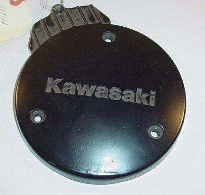 Kawasaki ATV KLX250 GENERATOR COVER 14025-1104 NOS 250