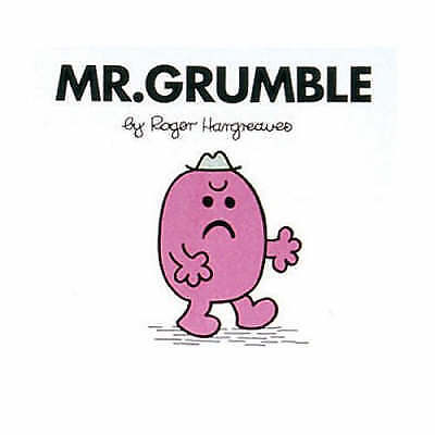 Mr. Grumble by Roger Hargreaves (Paperback, 2003)