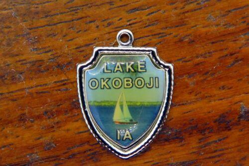 Iowa Patch Vintage Lake Okoboji