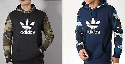 Adidas Originals Camo Serrated Hoodie | Apparel in 2019