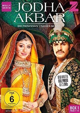 Jodha Akbar - Die Prinzessin und der Mogul - Box 1 (3 DVDs)