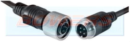 Brigada AC-006 Conector Del Cable Adaptador de Cámara de Marcha atrás Reversa