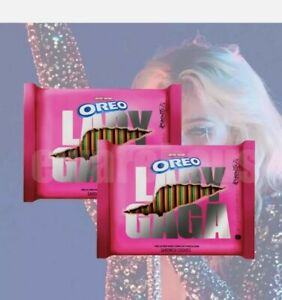 LADY GAGA OREO Chromatica Sandwich Cookies Limited Edition 12.2oz IN HAND NOW!
