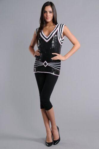 FOLEY+CORINNA SEQUIN SILK DRESS ART DECO RETRO RARE SIZE XS S M FREE SHIPPING
