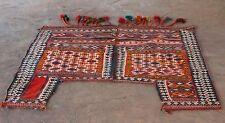Very Fine Southwest Persian Qashqai Horse Cover Carpet