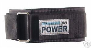 Ader-Power-Weight-Lifting-Nylon-Belt-4-034-Small-11614-4S