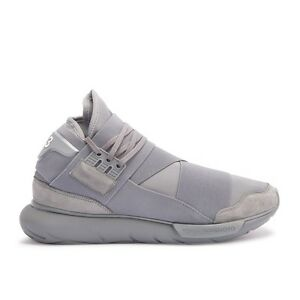 d198497f9df14 100% Authentic adidas Y-3 Yohji Yamamoto Qasa High Vista Grey boost ...