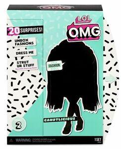 Lol-Sorpresa-Omg-Candylicious-11-034-Moda-Muneca-L-O-L-por-Mga-Serie-2-IN-Mano