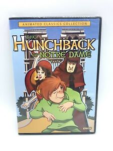 Hunchback-of-Notre-Dame-DVD-Animated-Classic-Collection-Cartoon-Brand-New-Sealed