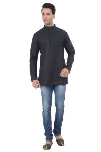 itailorman Ethnic Men Indian Design Short Kurta