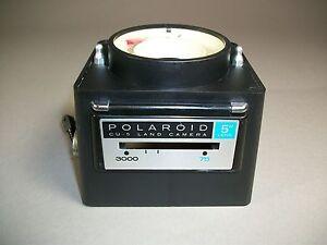 Polaroid-CU-5-Flash-amp-Trigger-USED