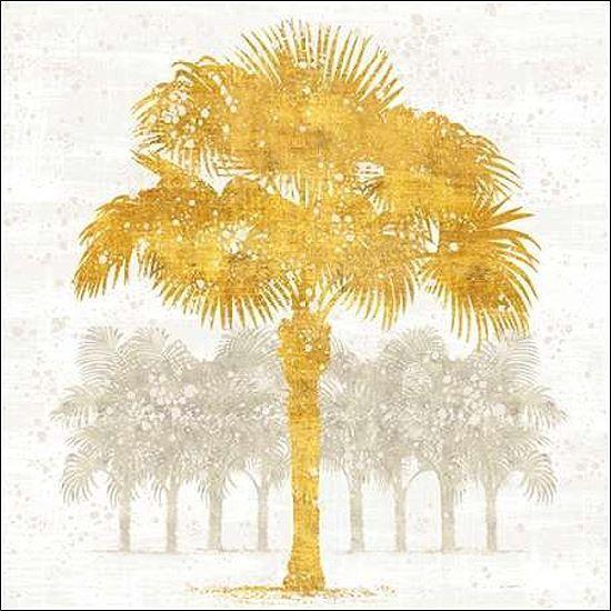 Sue Schlabach  di Palma Coast V Barella-Immagine Schermo Palme oro Giallo